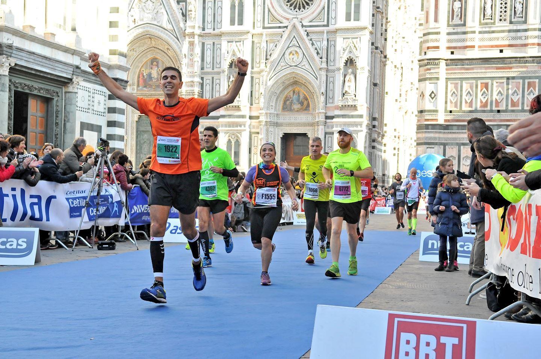florence marathon