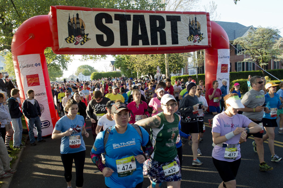 frederick running festival