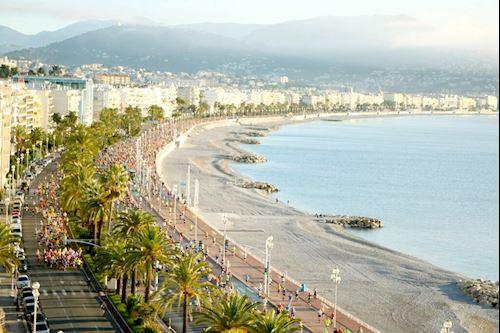French Riviera Marathon - Marathon des Alpes Maritimes Nice-Cannes