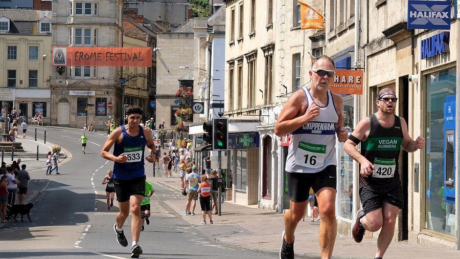 frome half marathon