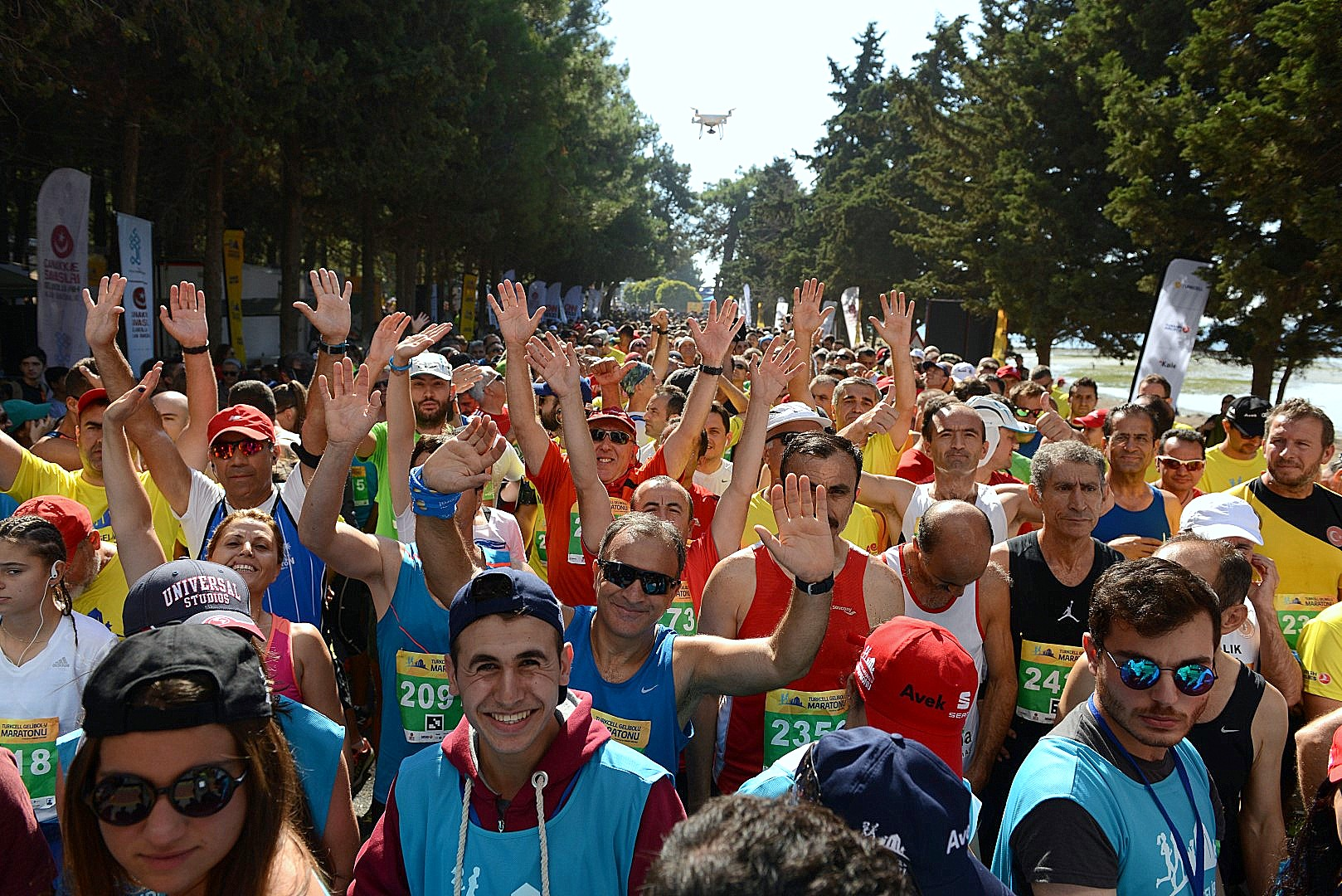 gallipoli marathon