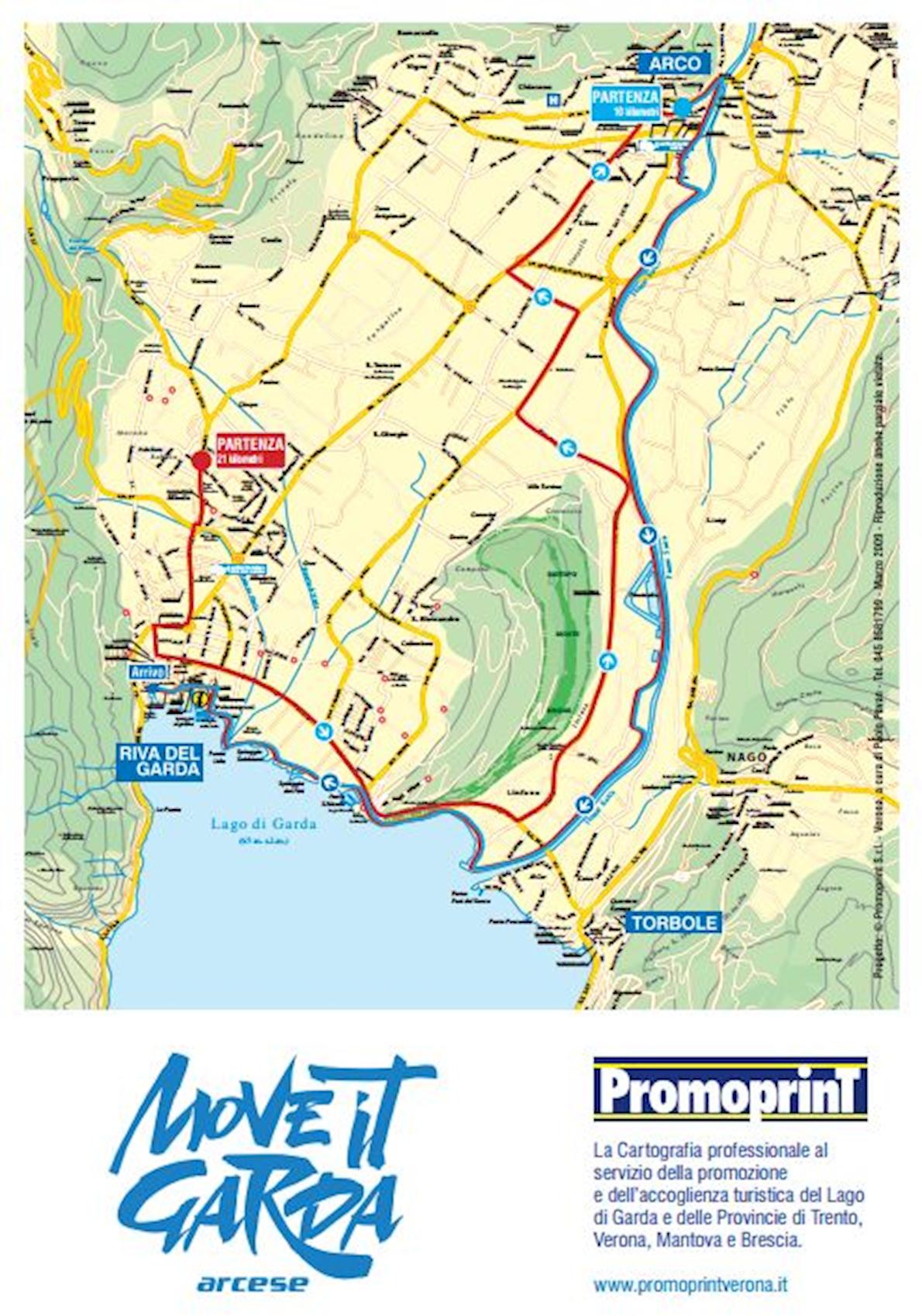 Garda Trentino Half Marathon Nov 11 2018 Worlds Marathons