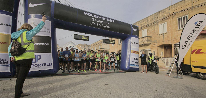 gaudos half marathon 10k