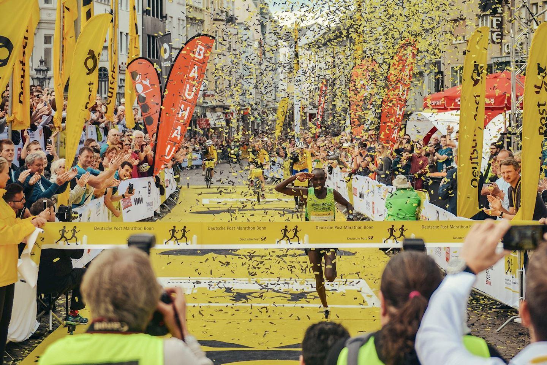 Alles over de German Post Marathon Bonn en hoe jij er aan mee kunt doen