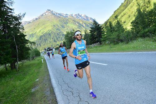 Glacier Marathon - Gletschermarathon Pitztal-Imst