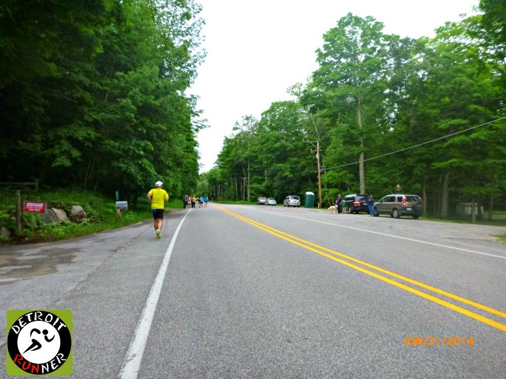 glen arbor solstice half marathon