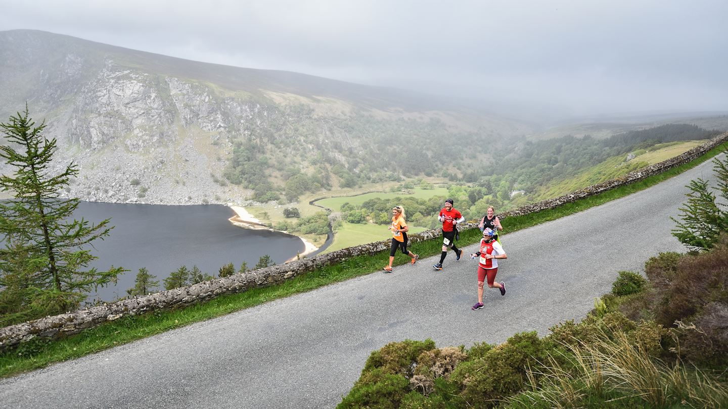 glendalough lap of the gap marathon
