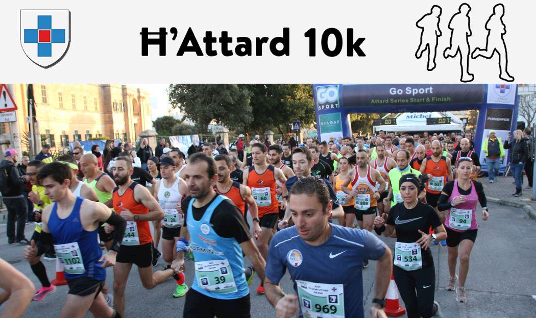 go sport attard 10k