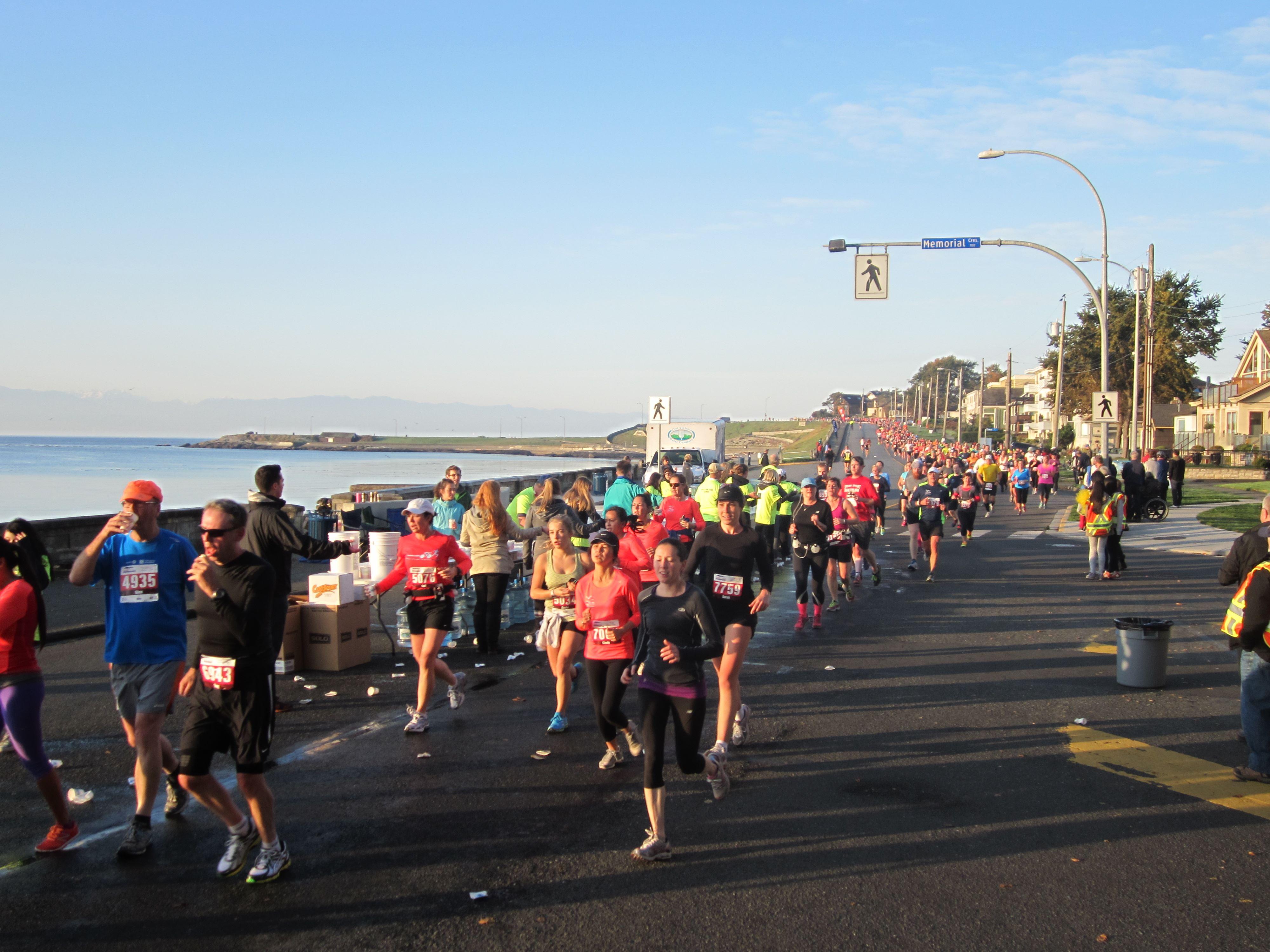Vancouver Island Marathons