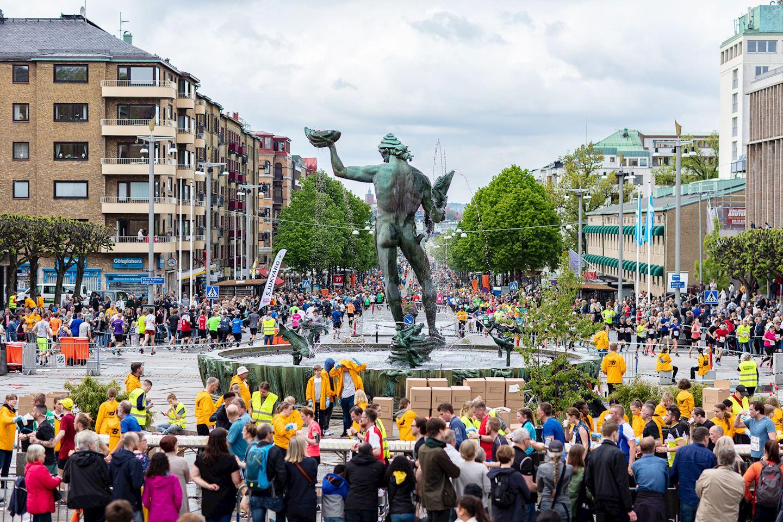 goteborgs varvet half marathon