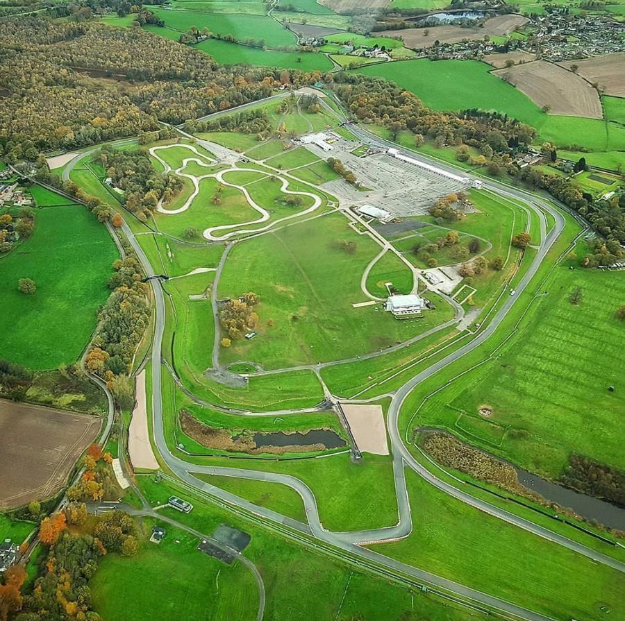 Grand Prix Oulton park ITINERAIRE