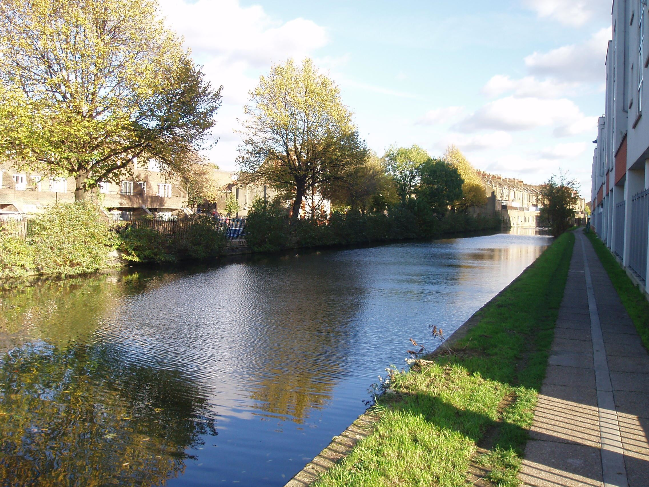 grand union canal race