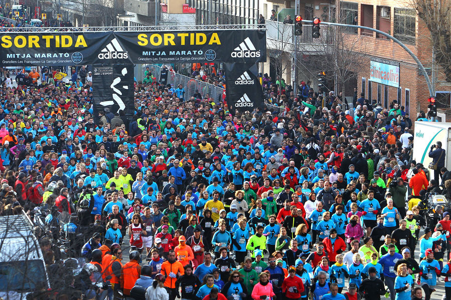 granollers half marathon