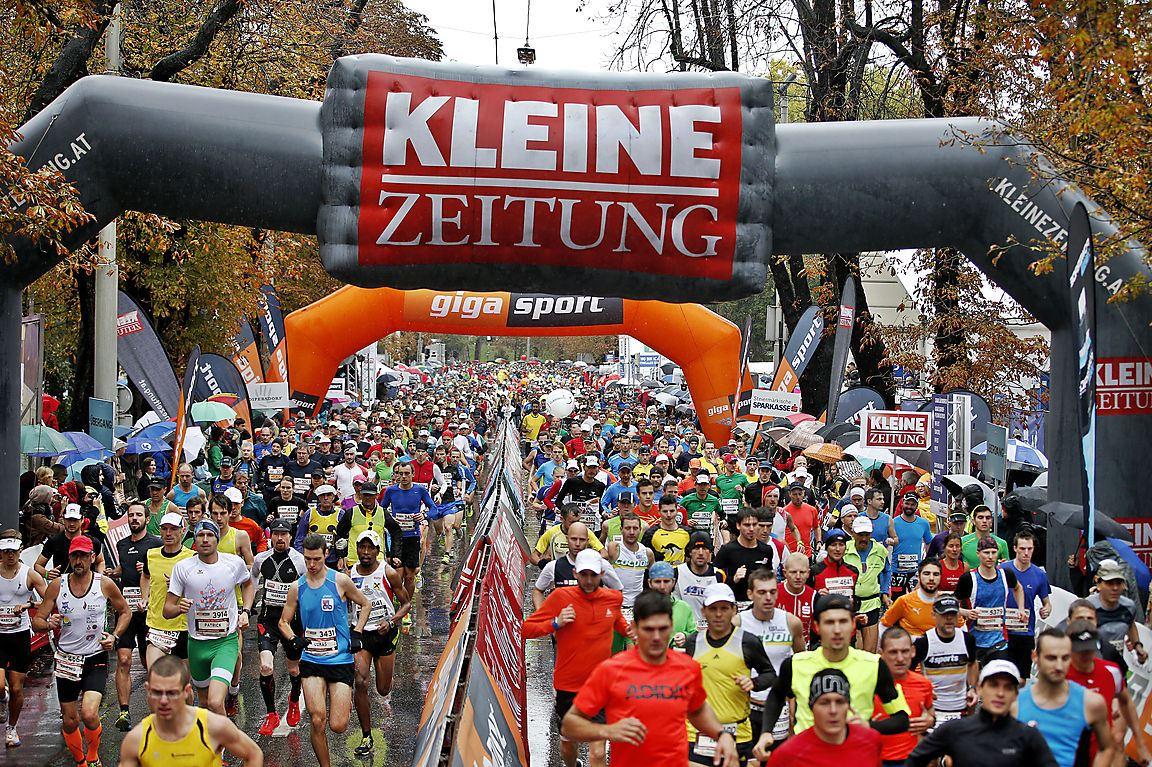 Alles over de Graz Marathon en hoe jij er aan mee kunt doen