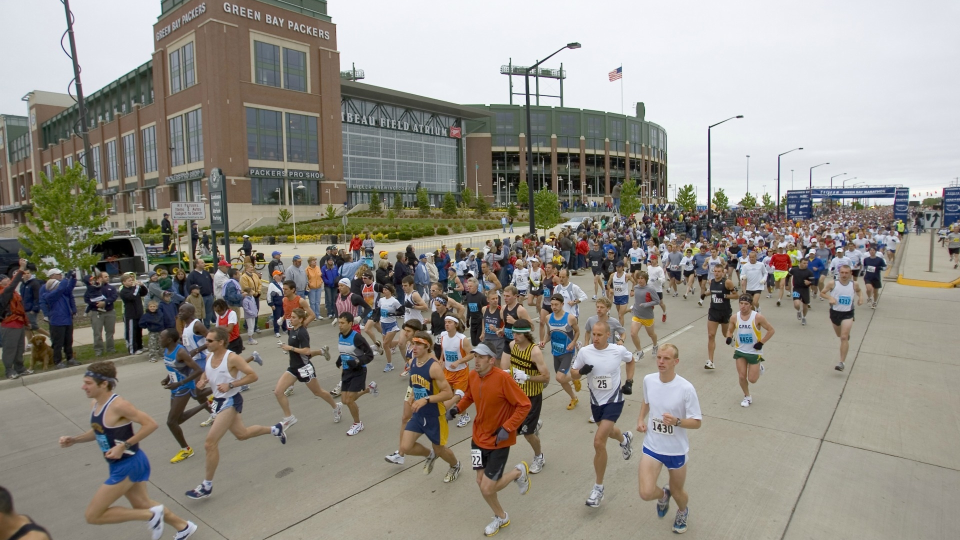 green bay half marathon