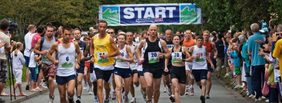 Alles over de Guernsey Waterfront Marathon en hoe jij er aan mee kunt doen