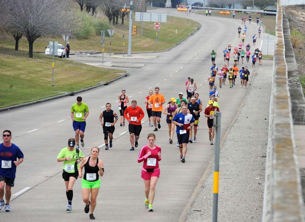 gusher marathon