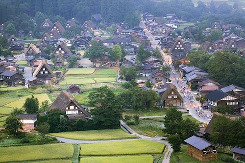 Hakusan-Shirakawago Ultramarathon