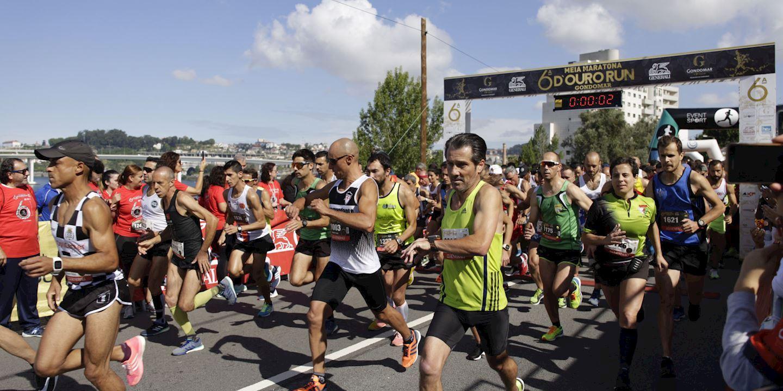 half marathon d ouro run gondomar