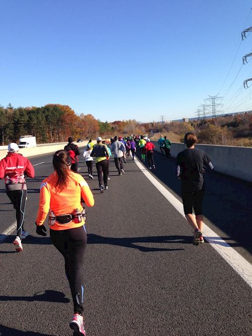 Hamilton Road 2 Hope Marathon