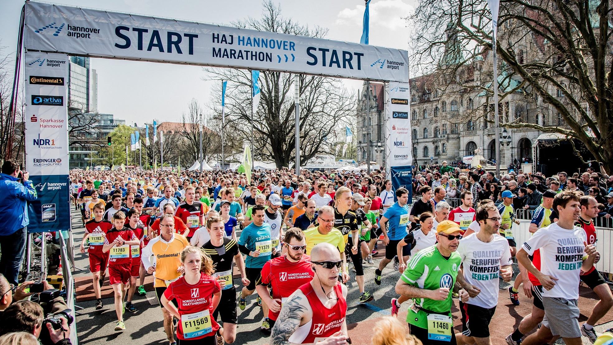Alles over de HAJ Hannover Marathon en hoe jij er aan mee kunt doen