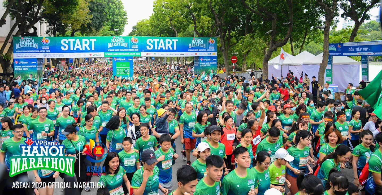 hanoi international heritage marathon