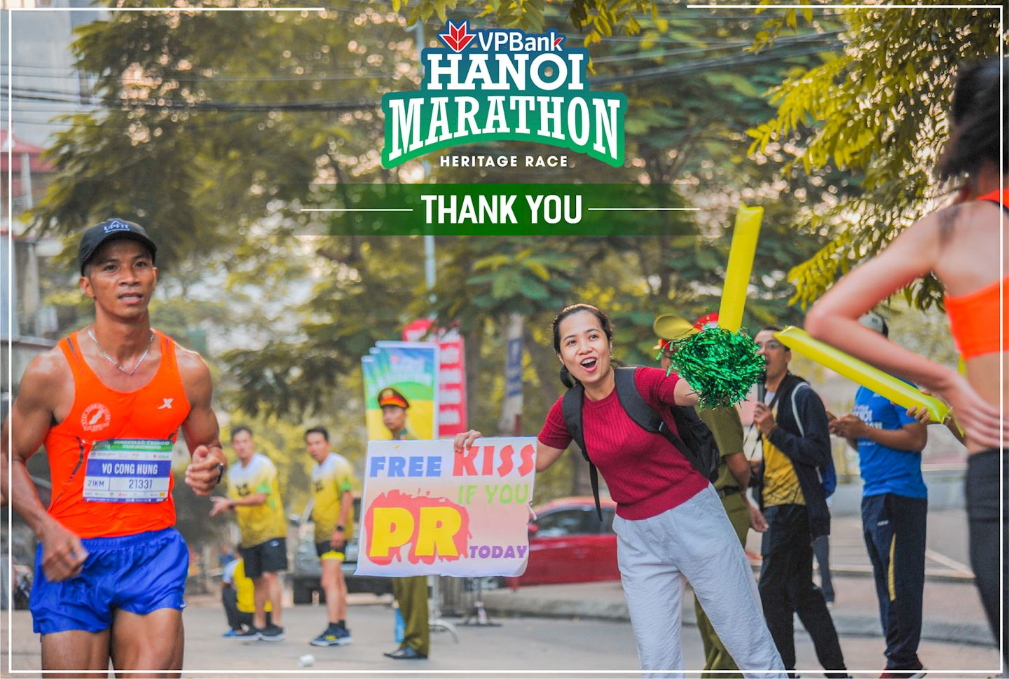 hanoi international heritage marathon
