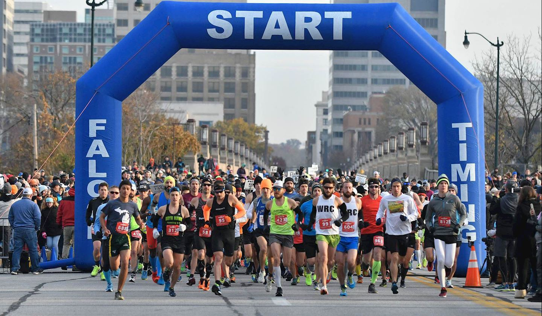 Alles over de Harrisburg Marathon en hoe jij er aan mee kunt doen
