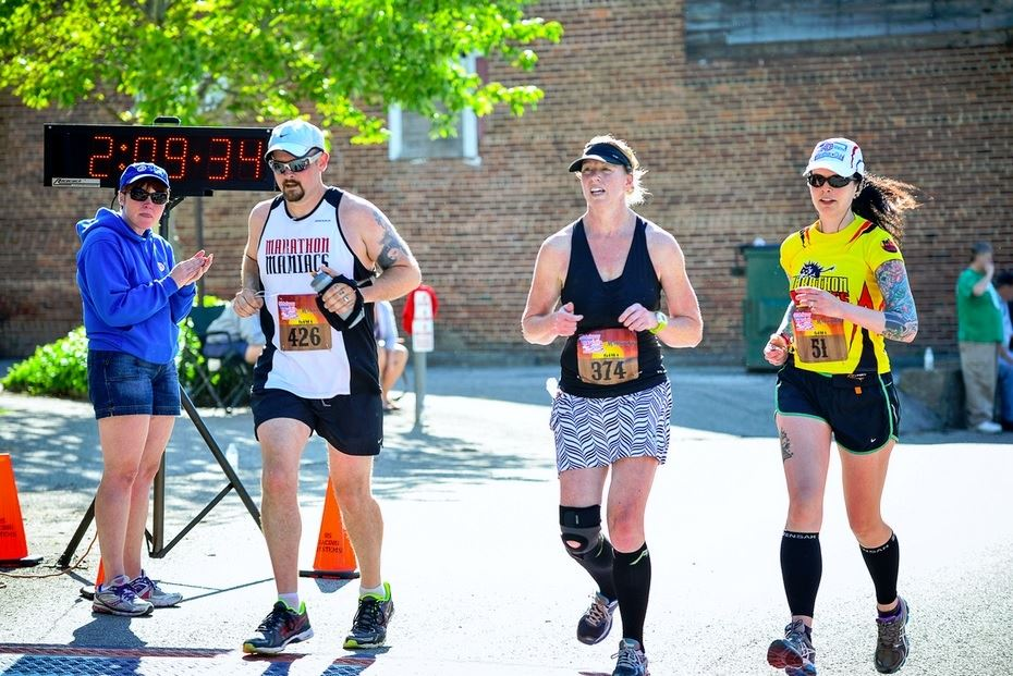 hatfield mccoy marathon