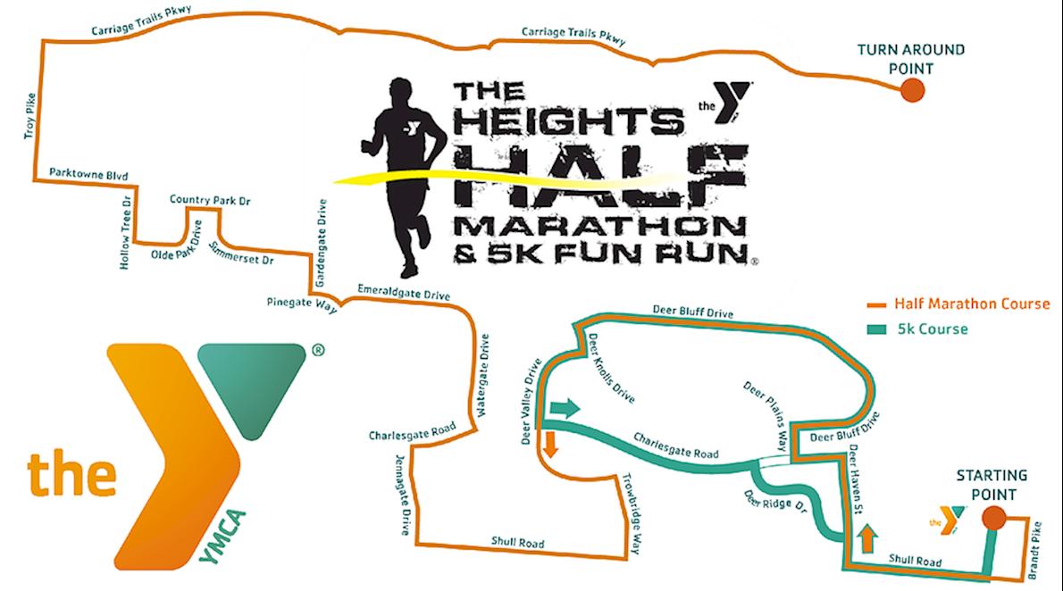 Heights Half Marathon Jun 16 2018 Worlds Marathons
