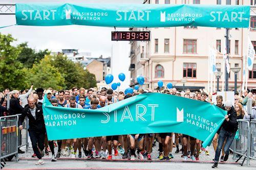 Helsingborg Marathon & Atea Half Marathon