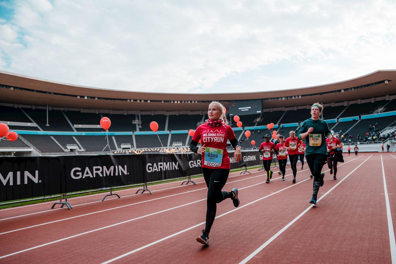 Alles over de Helsinki City Marathon en hoe jij er aan mee kunt doen