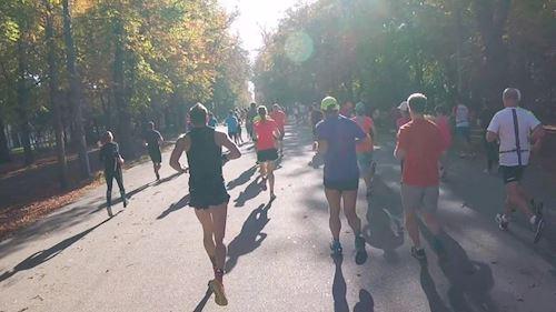 Herbstmarathon des LCC-Wien