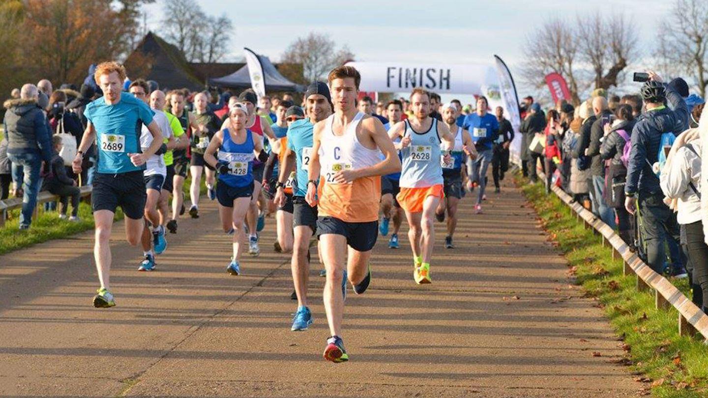 hertfordshire half marathon