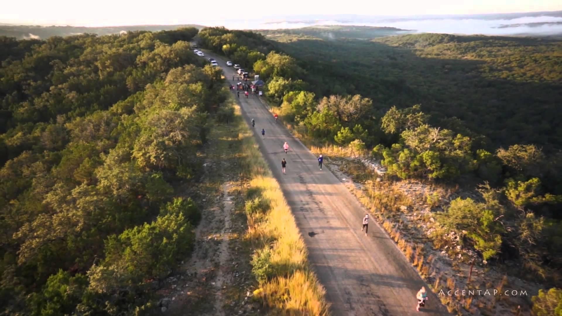 Alles over de Hill Country Marathon en hoe jij er aan mee kunt doen