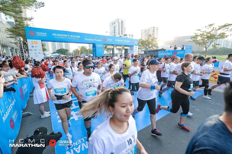 Alles over de Ho Chi Minh City Marathon en hoe jij er aan mee kunt doen