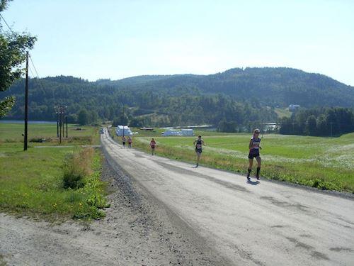 Höga Kusten - High Coast Marathon