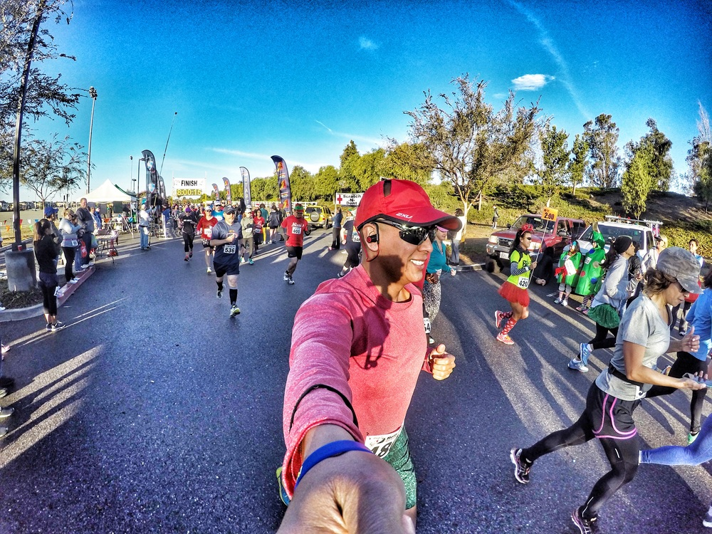 holly jolly half marathon