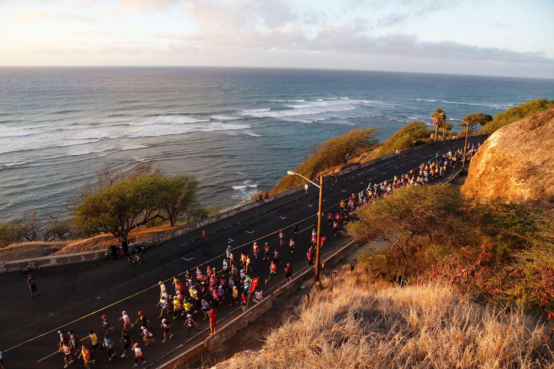 Alles over de Honolulu Marathon en hoe jij er aan mee kunt doen