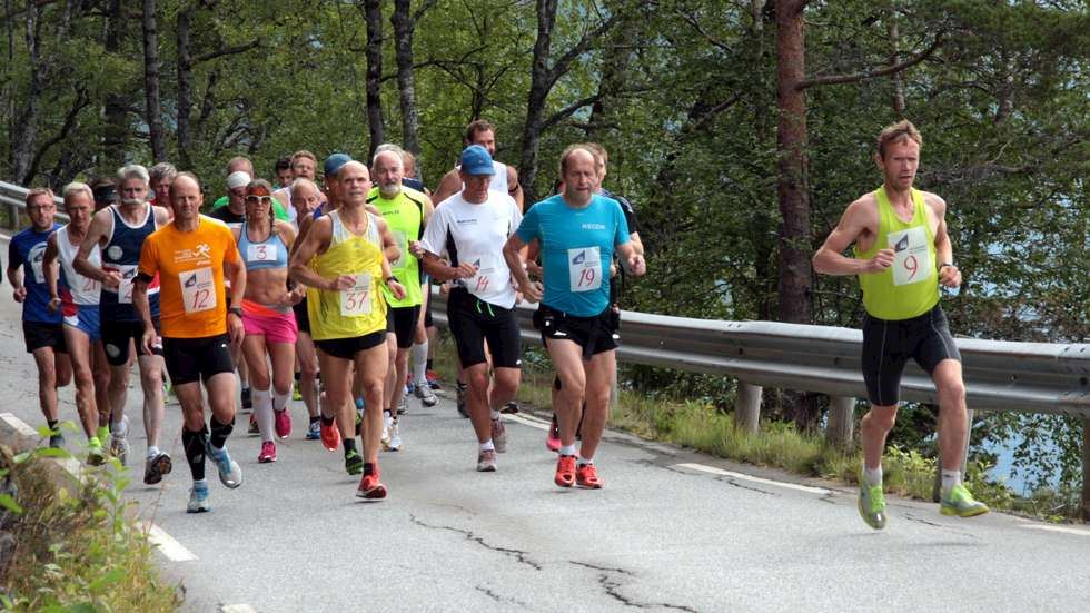 hornindalsvatnet maraton