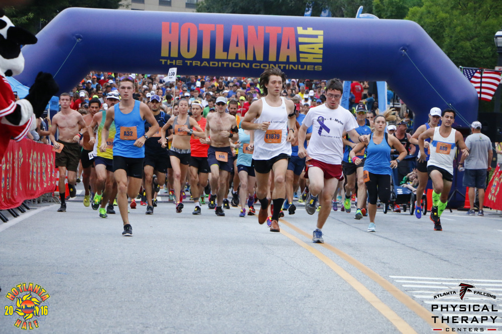 hotlanta half marathon