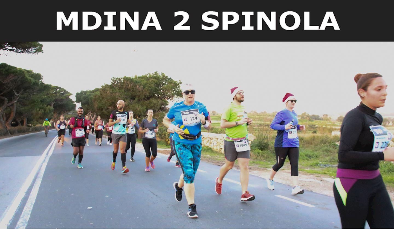 house of sport mdina 2 spinola xmas road race