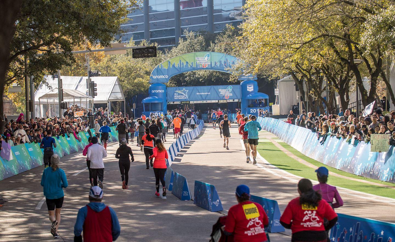 Chevron Houston Marathon Worlds Marathons