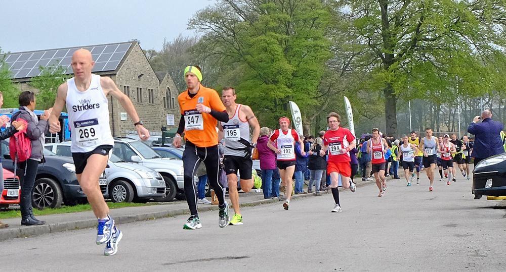 Alles over de Huddersfield Marathon en hoe jij er aan mee kunt doen