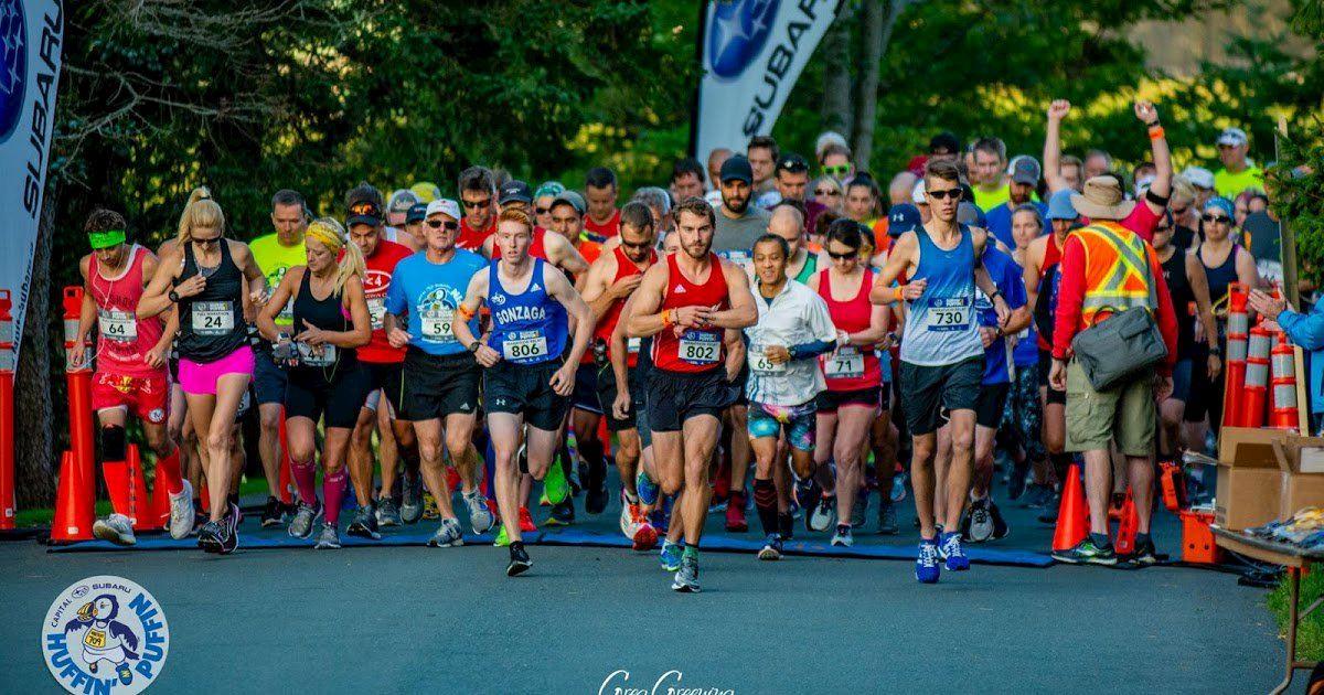 Alles over de Huffin Puffin Marathon en hoe jij er aan mee kunt doen