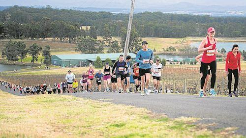 Winery Running Festival Winery Marathon