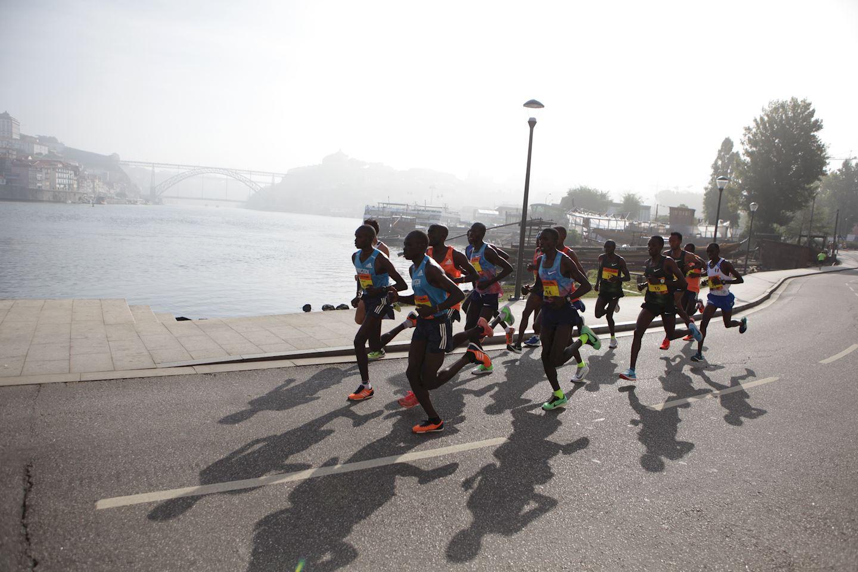 hyuindai porto half marathon