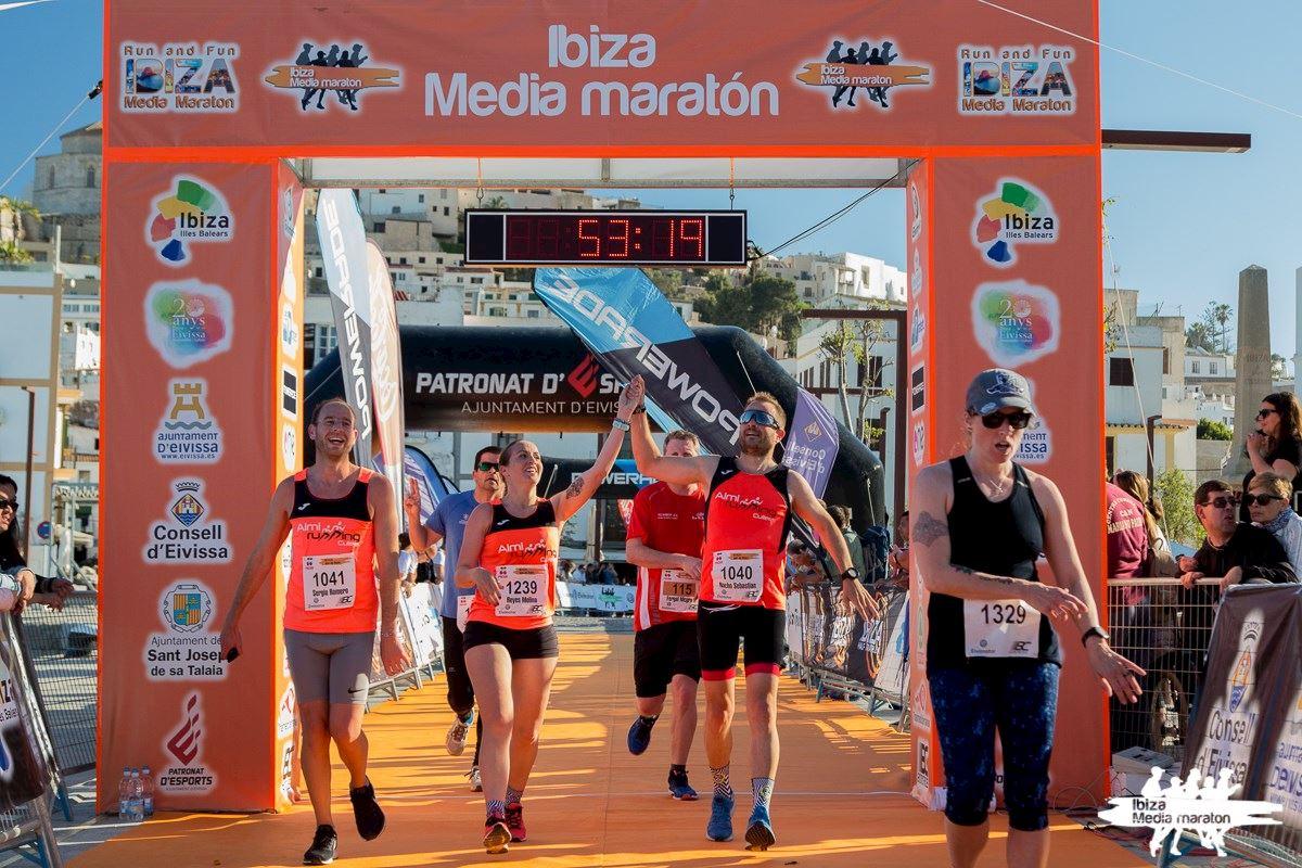 ibiza half marathon