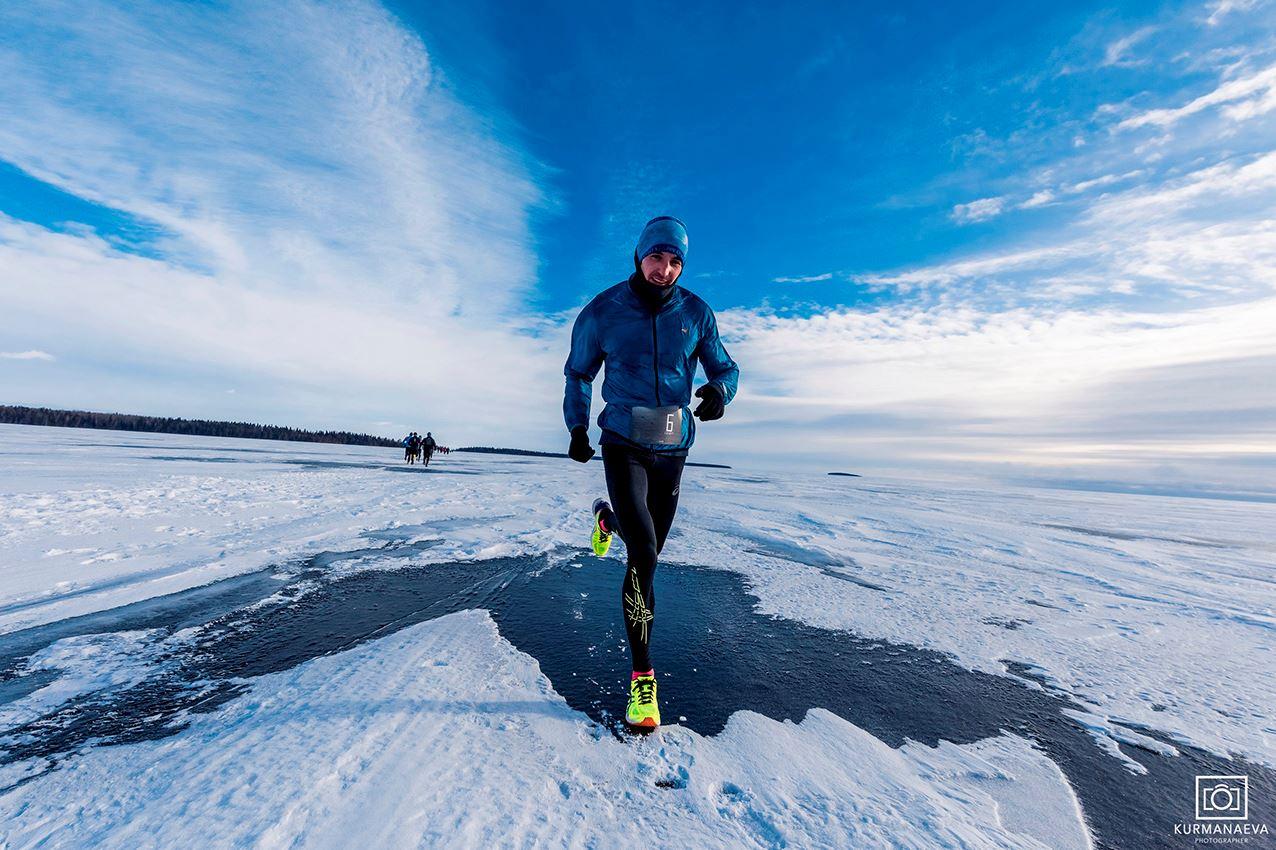 Alles over de Ice Onego Maraton en hoe jij er aan mee kunt doen