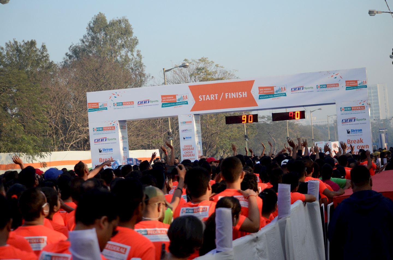 Alles over de Idbi Kolkata Marathon en hoe jij er aan mee kunt doen